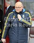 U19 Friendly match Norway - Sweden Coach Calle Barling (Sweden)